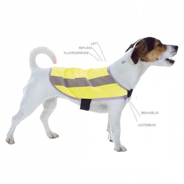 Easy Refleksvest for hund