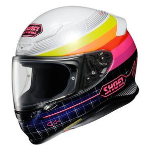 Bilde av SHOEI NXR York TC7