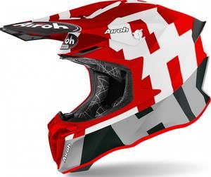 Bilde av Airoh Twist 2.0 Frame Red