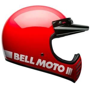 Bilde av BELL Moto-3 Red Classic