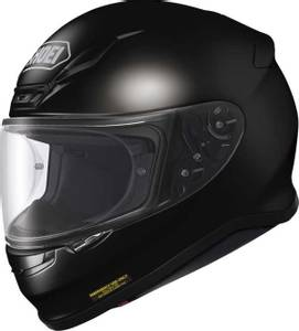 Bilde av SHOEI NXR Sort Blank