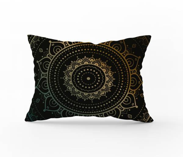 Bilde av Örngott Colorful Mandala 50x60