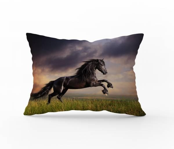 Bilde av Örngott Wild Stallion 70x100