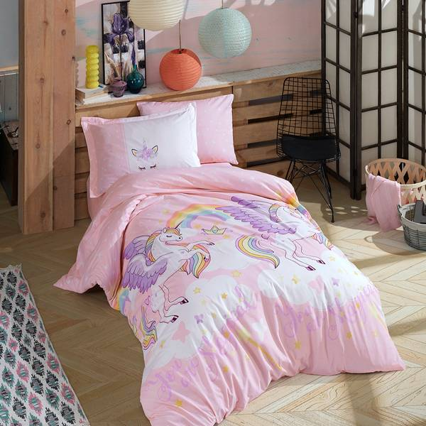 Bilde av Påslakanset Magical Pink