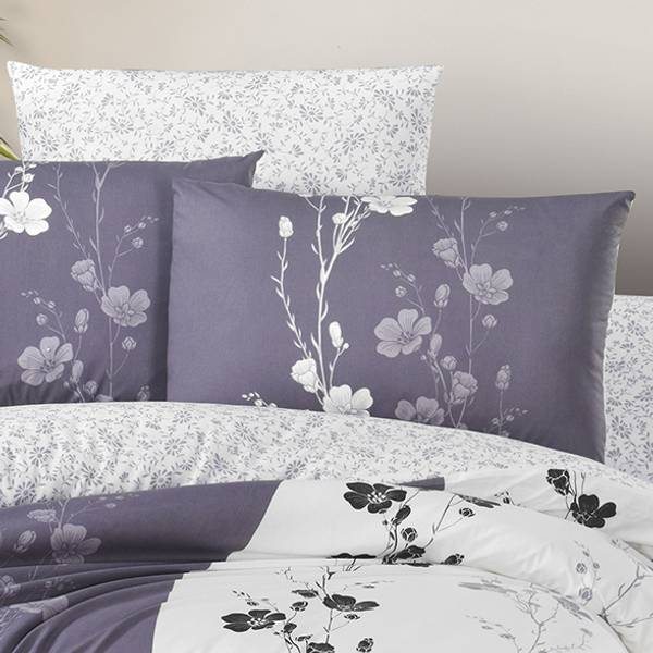 Bilde av Putetrekk Camelia Lilac 70x100
