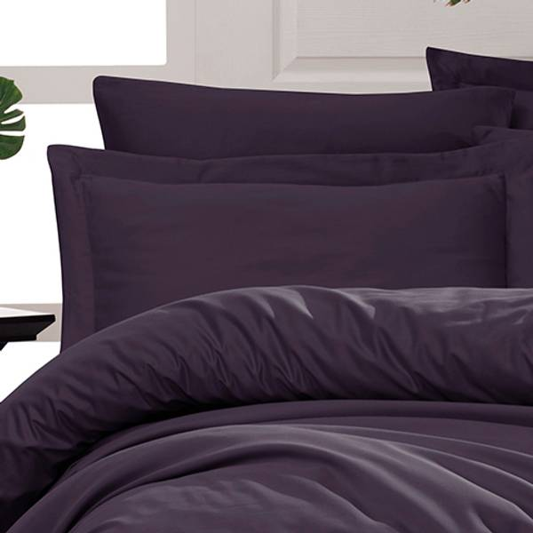 Bilde av Putetrekk Solid Color Purple 70x100