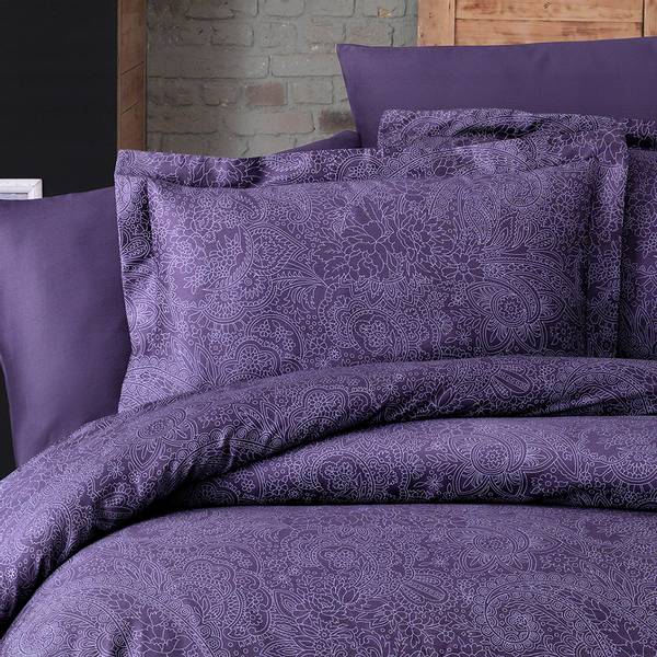 Bilde av Putetrekk Neva Purple 50x70
