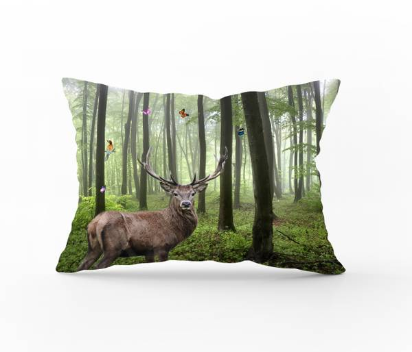 Bilde av Putetrekk Deer Nature 70x100