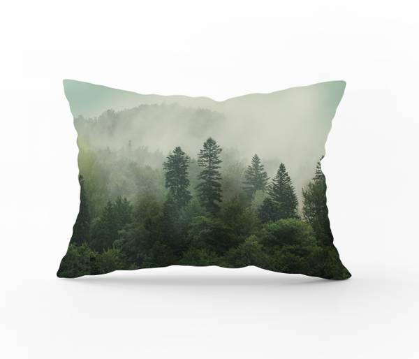 Bilde av Putetrekk Forest Green 70x100