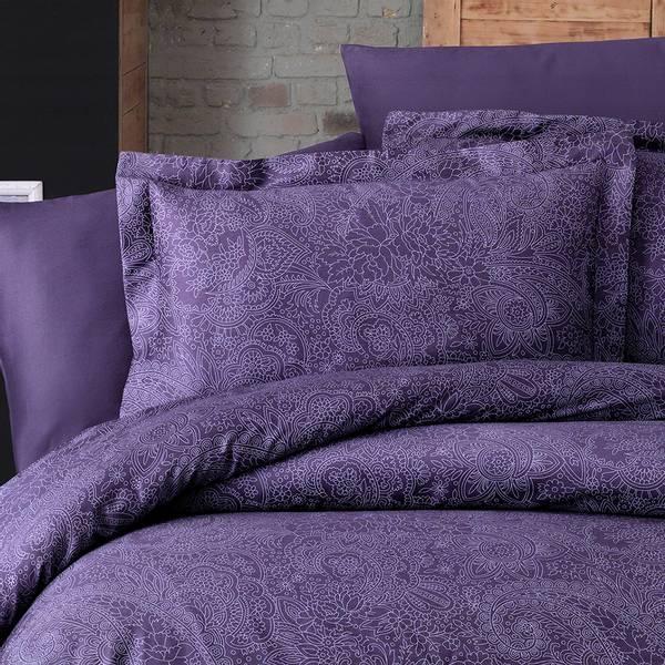 Bilde av Putetrekk Neva Purple 50x60
