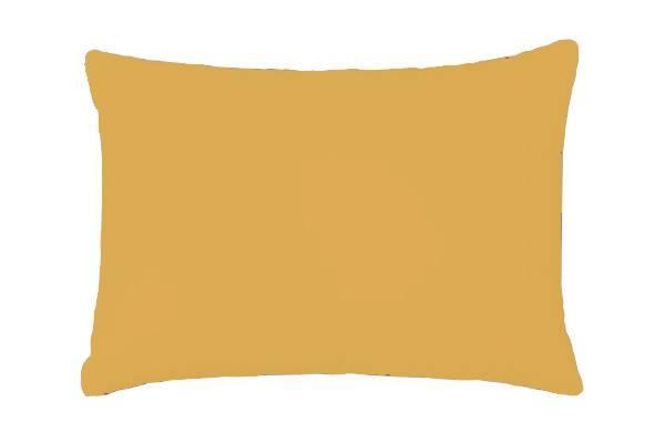 Bilde av Putetrekk Solid Color Yellow - Aida Grey 50x70