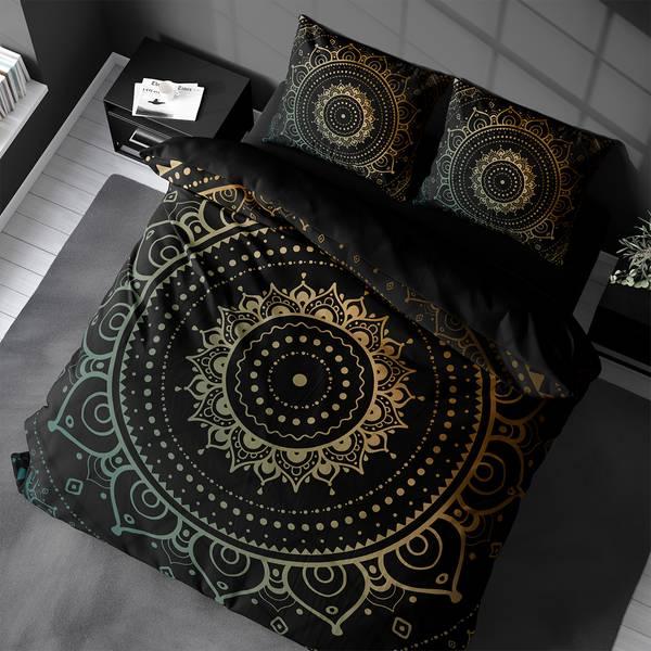 Bilde av Sengesett Colorful Mandala