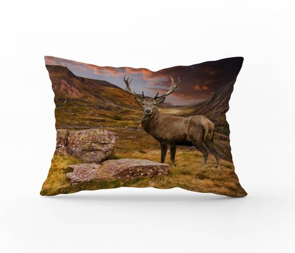 Bilde av Putetrekk Deer Mountain 50x70