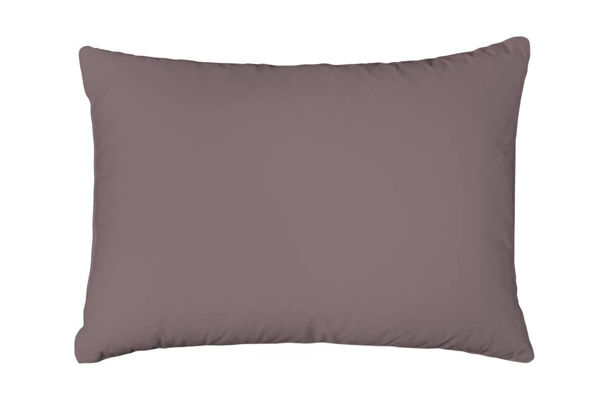 Formsydd Satenglaken Solid Color Lilac m. putetrekk 160x200