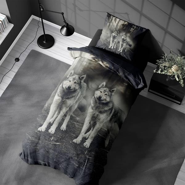 Bilde av Sengesett Shadow Wolves