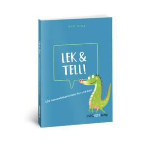 Bilde av Lek og Tell - 100 matematikkaktiviteter