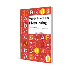 Bilde av Verdt å vite om Høytlesing