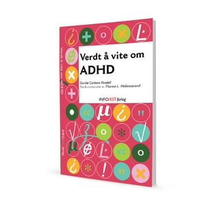 Bilde av Verdt å vite om ADHD