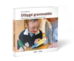 Bilde av Utbygd Grammatikk – språktrening med