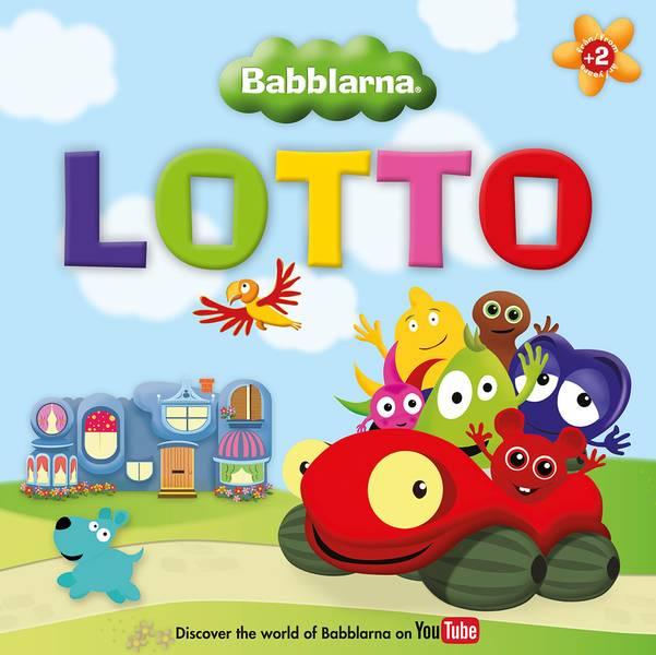 Babblarna Lotto/Memo
