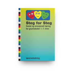 Bilde av Lærerveiledning Steg for Steg 1.-7. trinn