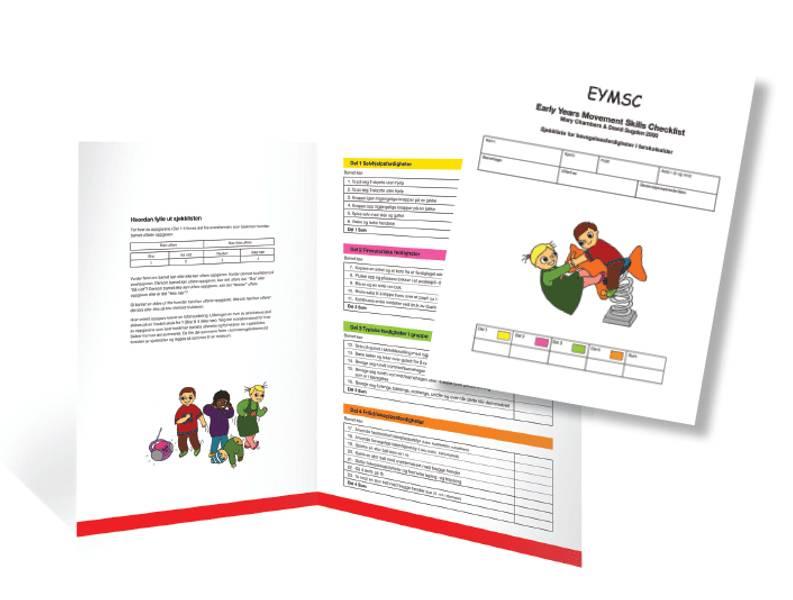 EYMSC sjekkliste