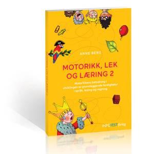 Bilde av Motorikk, lek og læring 2
