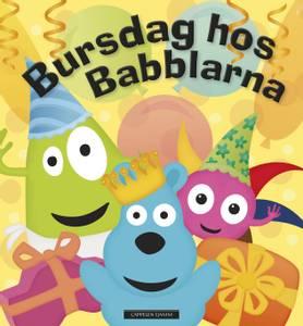 Bilde av Bursdag hos Babblarna