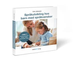 Bilde av Språkutvikling hos barn med språkvansker