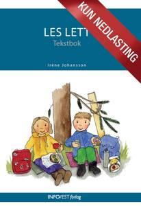 Bilde av Les Lett - Tekstbok PDF