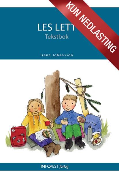 Les Lett - Tekstbok PDF