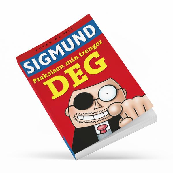 Dr Sigmund - praksisen min trenger deg