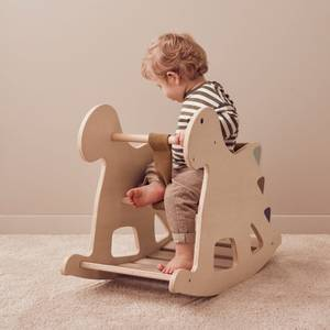 Bilde av Kid's Concept Gyngehest i Tre | Dino