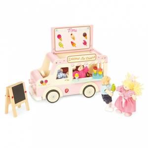 Bilde av Le Toy Van Dolly Iskrembil