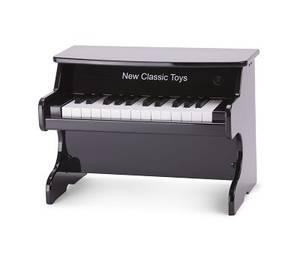 Bilde av New Classic Toys Svart Elektrisk Piano   25 Tangenter