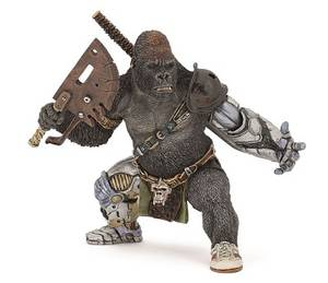 Bilde av Papo Gorilla Mutant Miniatyrfigur
