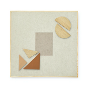 Bilde av Nofred Magnet Sett | Sand