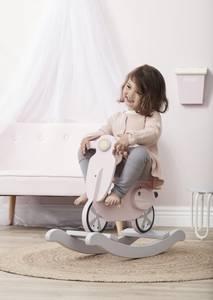 Bilde av Kid's Concept Gyngescooter | Rosa/Hvit