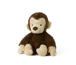 Bilde av WWF Mago the Monkey    Brun 29 cm.