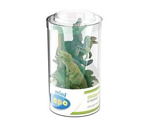 Bilde av Papo 6 Miniatyrfigurer, Dinosaurer