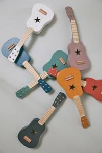Bilde av Kid's Concept Gitar, Hvit