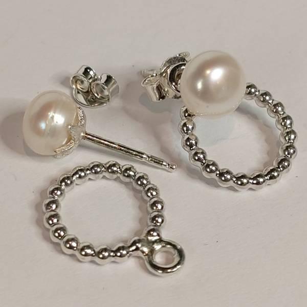 Perle med ring