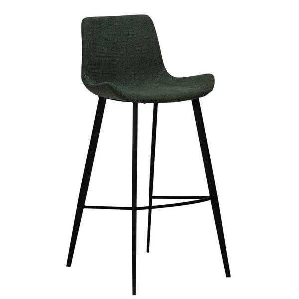 Bilde av Hype barstol i stoff