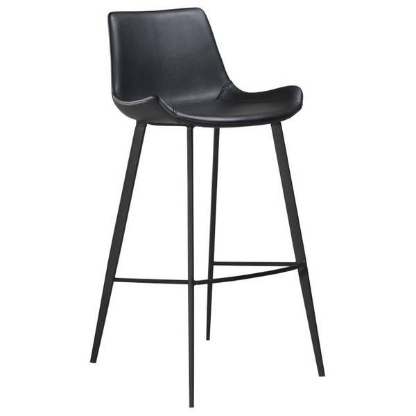 Bilde av Hype barstol i kunstskinn