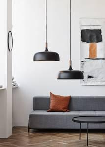 Bilde av Northern Acorn lampe, Svart