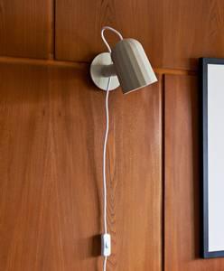 Bilde av Hay Off-White Noc Wall Lamp,