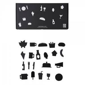Bilde av Design Letters Food icons,