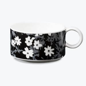 Bilde av Flower Porcelain Tea Cup,