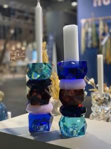 Bilde av Eden Outcast Raw Candle, Blue