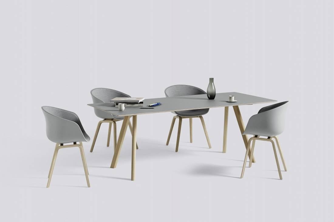 HAY Copenhague Table CPH30, Off White Spisebord 250cm